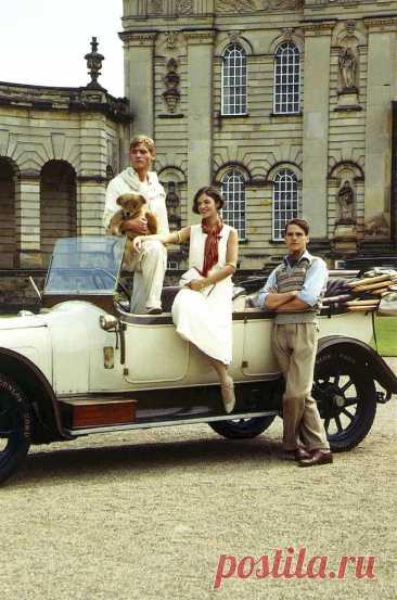 Возвращение в Брайдсхед (1981)