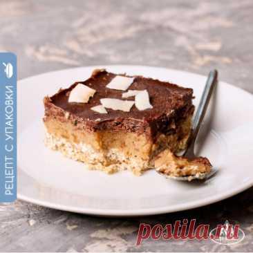 Постные пирожные с карамелью из фиников | Пошаговый рецепт с фото | Мир Круп