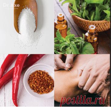 Топ-8 продуктов, которые могут помочь вам лучше, чем болеутоляющие! — ДОМАШНИЕ