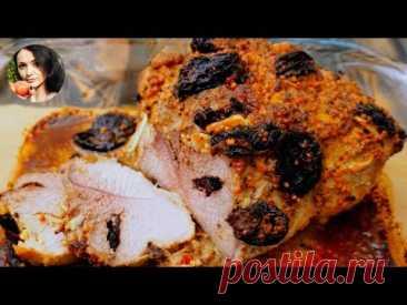 ТАКОЕ МЯСО УЛЕТИТ со СТОЛА МГНОВЕННО! Вкусная свинина Рецепт | Кулинарим с Таней