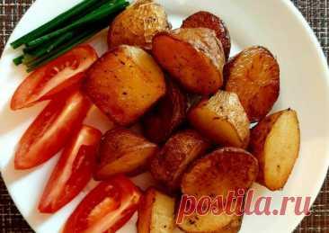 Картофель по-деревенски - пошаговый рецепт с фото. Автор рецепта Mari Stepanenko . - Cookpad