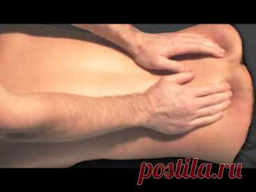 Массаж поясницы и крестца. Методика массажа в домашних условиях при боли в поясничном отделе