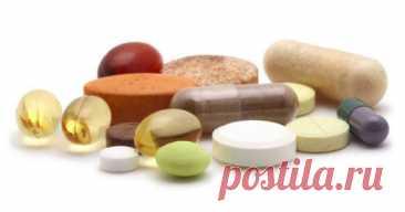 ¡La lista de las medicinas ineficaces — no gasten en ellos el dinero!
