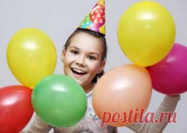 Сценарий детского дня рождения: как организовать праздник для детей дома