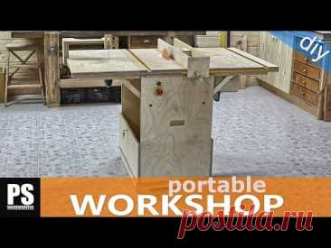 Portable Workshop / a compact multi tool