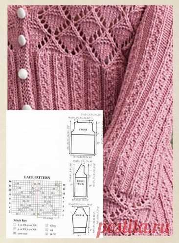 Стильный журнал Designer Knitting и коллекция вязаной одежды на лето   Хобби и развлечения   Яндекс Дзен