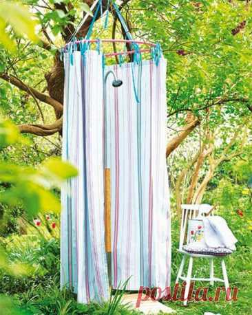 32 beautiful DIY outdoor shower ideas: creative designs & plans on how to build easy garden shower enclosures with best budget friendly kits & fixtures!