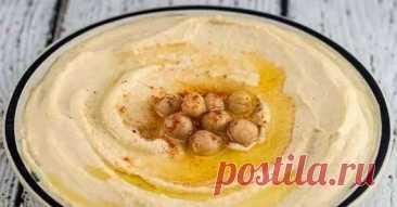 Хумус значительно снижает риск развития рака! Жемчужину восточной кухни легко приготовить дома. Еще и сон улучшает. — ХОЗЯЮШКА24