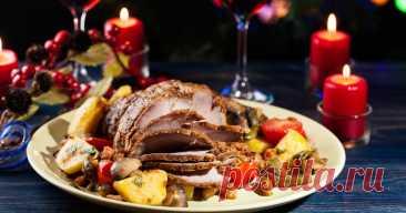 Мясные блюда на Новый год-2021: ТОП-5 праздничных рецептов Рецепты вкусных мясных блюд на Новый год 2021
