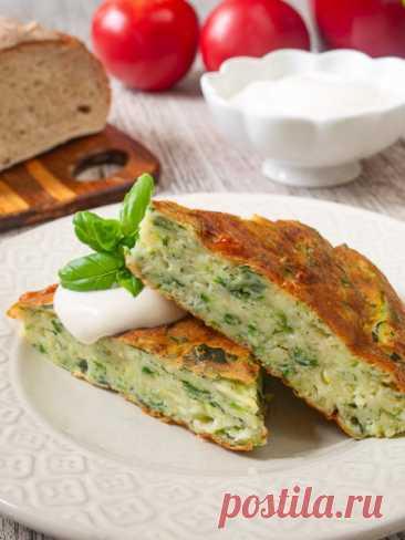 Рецепт кабачковой запеканки с сыром 🔥 на Вкусном Блоге