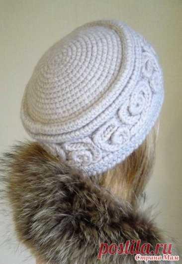 Вязаные шапки для будущей зимы.