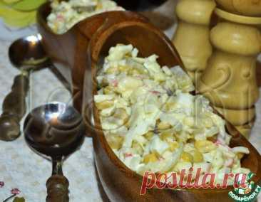 """Салат """"Банановый"""" – кулинарный рецепт"""
