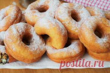 Пончики творожные за 15 минут – пошаговый рецепт с фотографиями