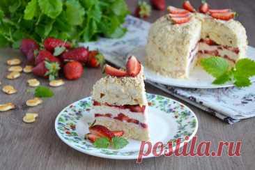 Торт из крекера рыбки на скорую руку без выпечки рецепт с фото пошагово и видео - 1000.menu