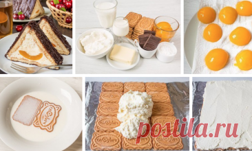 """Торт """"ШАЛАШ Любви"""" – креативная идея из простых ингредиентов!"""