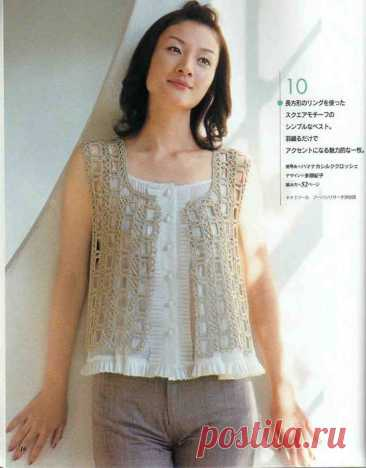РЕТРО: Let's knit series vol.9 NV4275 2007