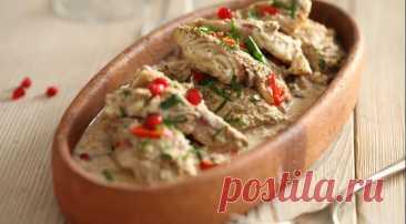 Как правильно приготовить сациви из курицы по-грузински Иногда курицу в блюде заменяют на индейку или же подают сациви горячим, предложенный рецепт считается классическим вариантом.