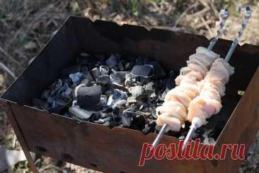 Россиянам рассказали, как далеко от дачного дома можно жарить шашлык В ведомстве также напомнили о вступивших в силу в этом году новых требованиях пожарной безопасности для дачников и садоводов.