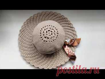 Шелковые шляпки и козырьки от китайской мастерицы
