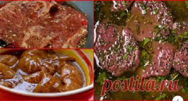 5 лучших маринадов для запекания сочного и ароматного мяса