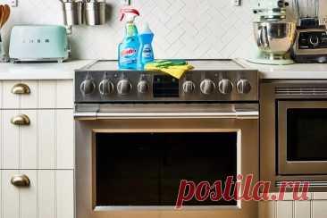 Как быстро убраться на кухне: порядок действий — Мастер-классы на BurdaStyle.ru