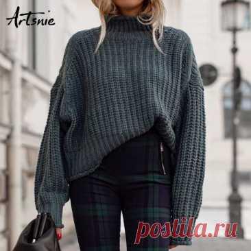 Простой свитер - схема