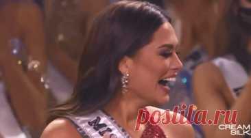 """Мексиканка Андреа Меса из города Chihuahua стала победительницей конкурса красоты """"Мисс Вселенная-2021"""