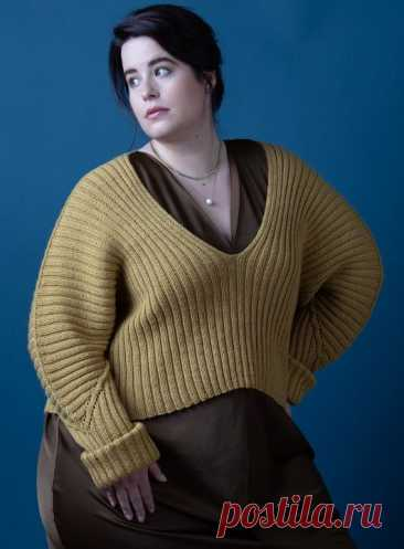 Пуловер женский Fantail