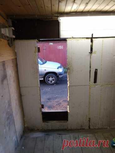Создание столярной мастерской в гараже. | Пикабу