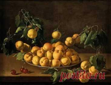 (1) Художник Luis Egidio Melendez (1716 – 1780). Мастер испанского натюрморта - Искусство - медиаплатформа МирТесен