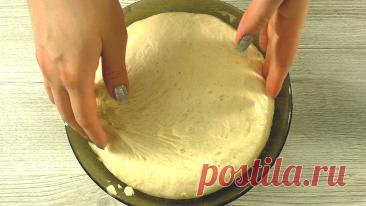 Идеальное тесто для пирогов рецепт | Красилова Наталья / Food | Яндекс Дзен