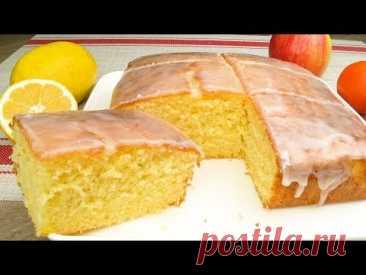 ЛИМОННЫЙ ПИРОГ| Lemon pie