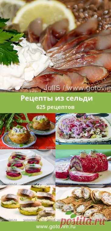 Рецепты из сельди бывают из свежей и соленой рыбы. Блюда из свежей сельди очень полезны, т.к. рыба содержит омега-3-насыщенные жирные кислоты. Рецепты сельди с фото на сайте показывают, как…
