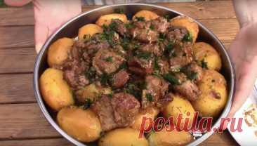Рецепт картошки по-сибирски