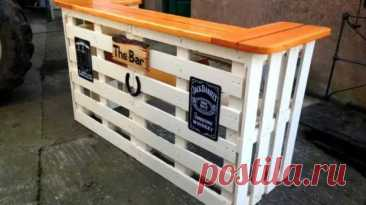 Мебель из ничего: что можно сделать, используя деревянные поддоны - С нами не соскучишься! - медиаплатформа МирТесен