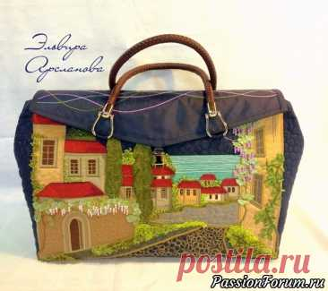 Сумки-сумочки, лоскутное шитье