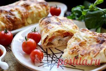Минтай в лаваше, запеченный в духовке — рецепт с фото пошагово. Как запечь филе минтая в лаваше в духовке?
