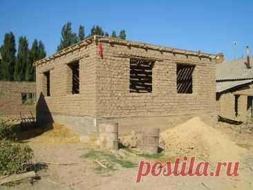 Несколько важных моментов при замешивании глиняной смеси для строительства саманного дома | Мой прекрасный дом | Яндекс Дзен