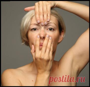 Как убрать мешки под глазами и носослезку своими руками