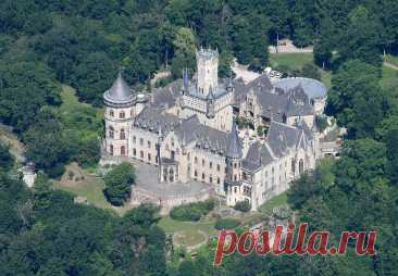 Замки Германии:Мариенбург (Ганновер)(Schloss Marienburg)