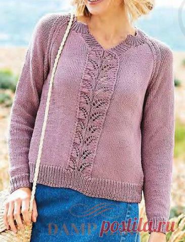 Женский пуловер «Rivington» | DAMские PALьчики. ru