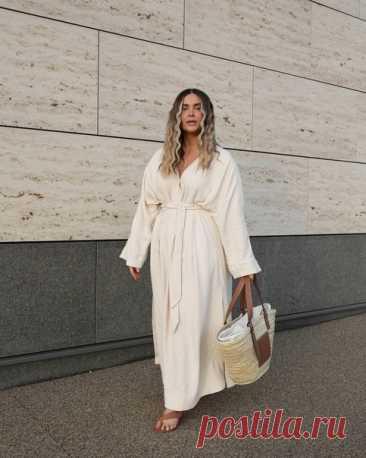 Погода шепчет: идея образа в H&M для теплых выходных от модного блогера @chloejade_story⭐ #HMMood