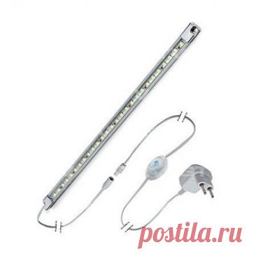 Светодиодные светильники для кухни под шкафы купить недорого с доставкой