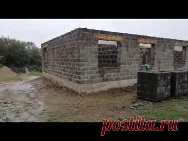 Дом из Арболит Блока от Арболит Юг, Строим Дом из Арболит Блока в Крыму