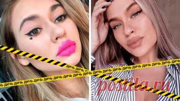 """В косметологии новый тренд — """"губы дьявола"""": 10 фото, которые хочется развидеть Увеличенными губами сейчас никого не удивишь, поэтому современные красавицы с радостью подхватили новое веяние, мимо которого точно сложно пройти."""