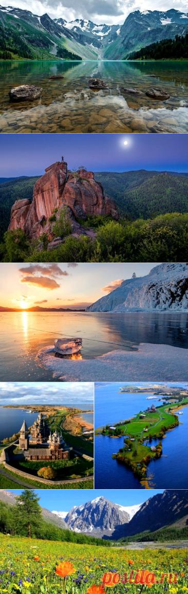 6 туристических мест в России, от которых без ума иностранцы / Туристический спутник