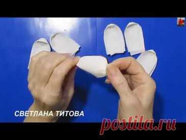 Посмотри, КРАСОТА на 8 марта своими руками diy Легко Просто МиниБукет из конфет поделки идеи 8 марта