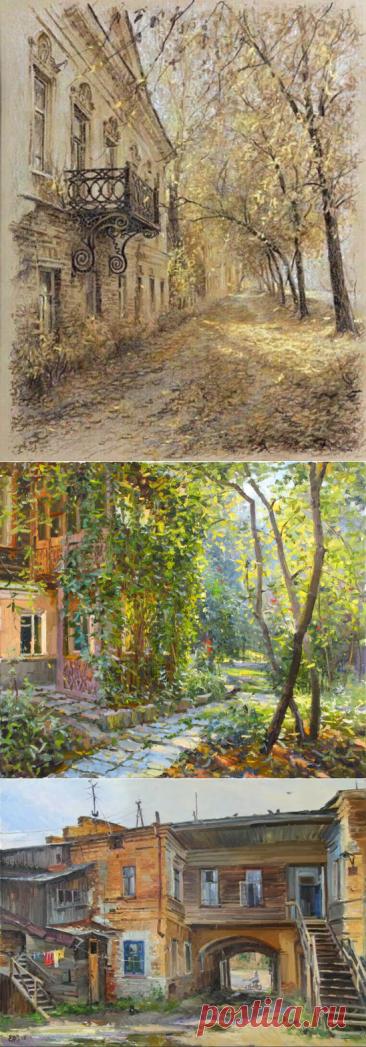 Осень и забытая старина художника Ефремова | Напиши шедевр | Яндекс Дзен