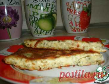 Блиц-хачапури – кулинарный рецепт