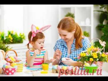 🌿15 лучших идей : как покрасить яйца к Пасхе?🌿